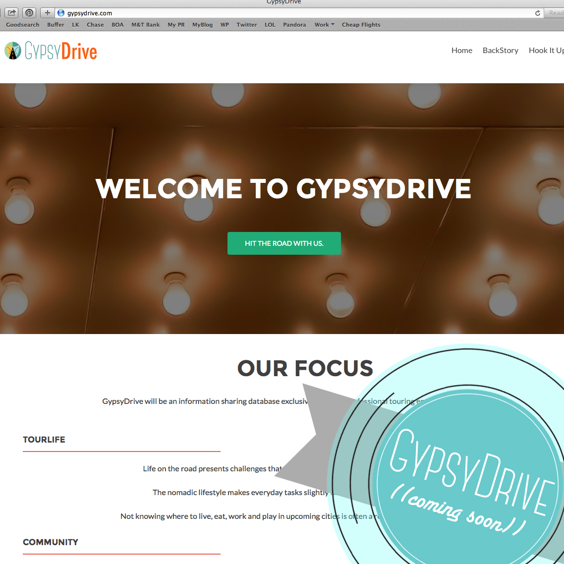 Gypsy Drive